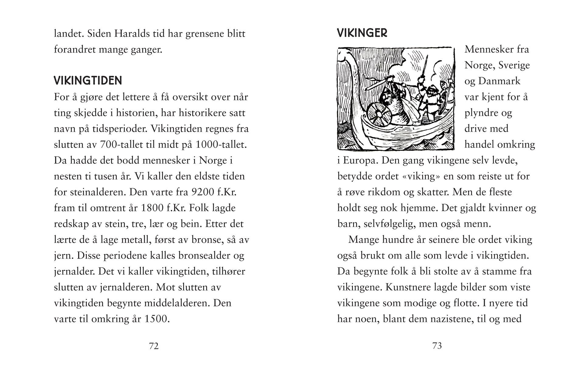 forandre på nynorsk